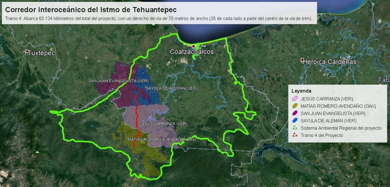 Mapa: Regeneración Radio