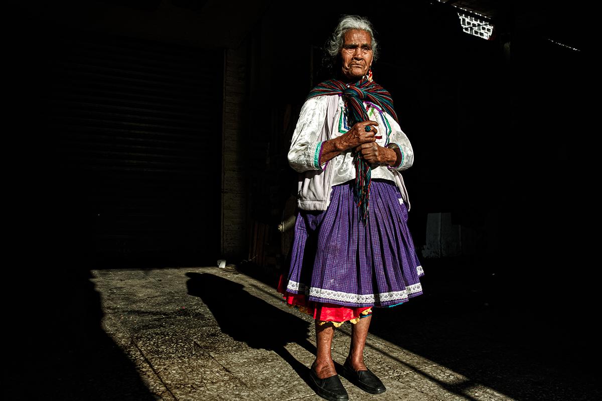 Fotografía: Mario Olarte / Barrio de la Merced